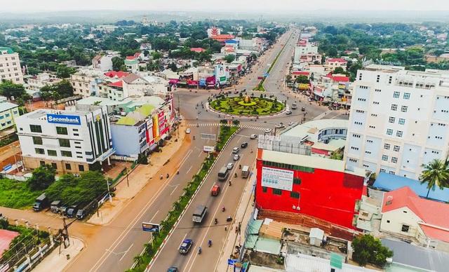 Thành phố Đồng Xoài.
