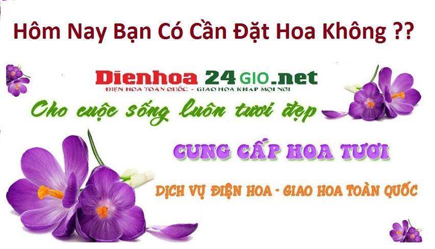 shop hoa tươi Đồng Xoài
