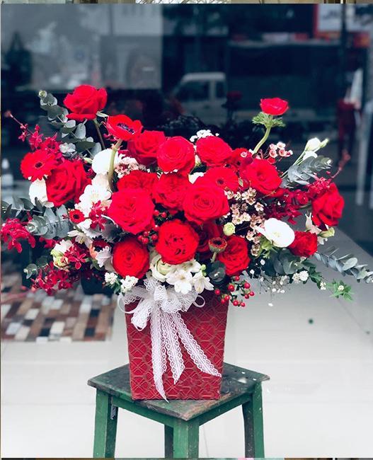Shop hoa tươi ở Bù Đăng