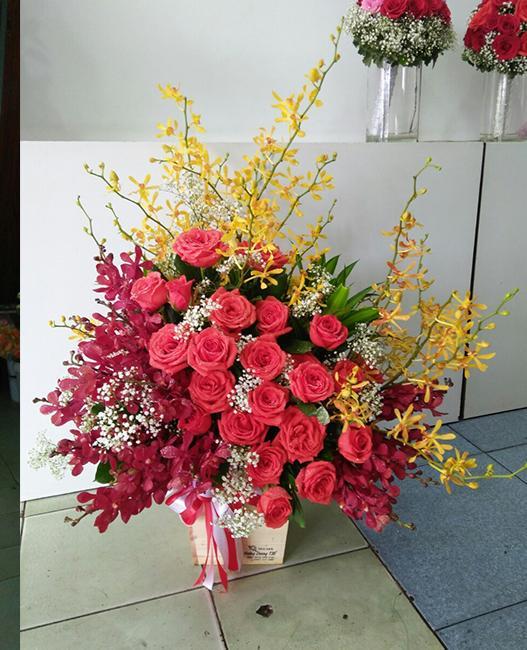 Shop hoa tươi ở Đồng Phú